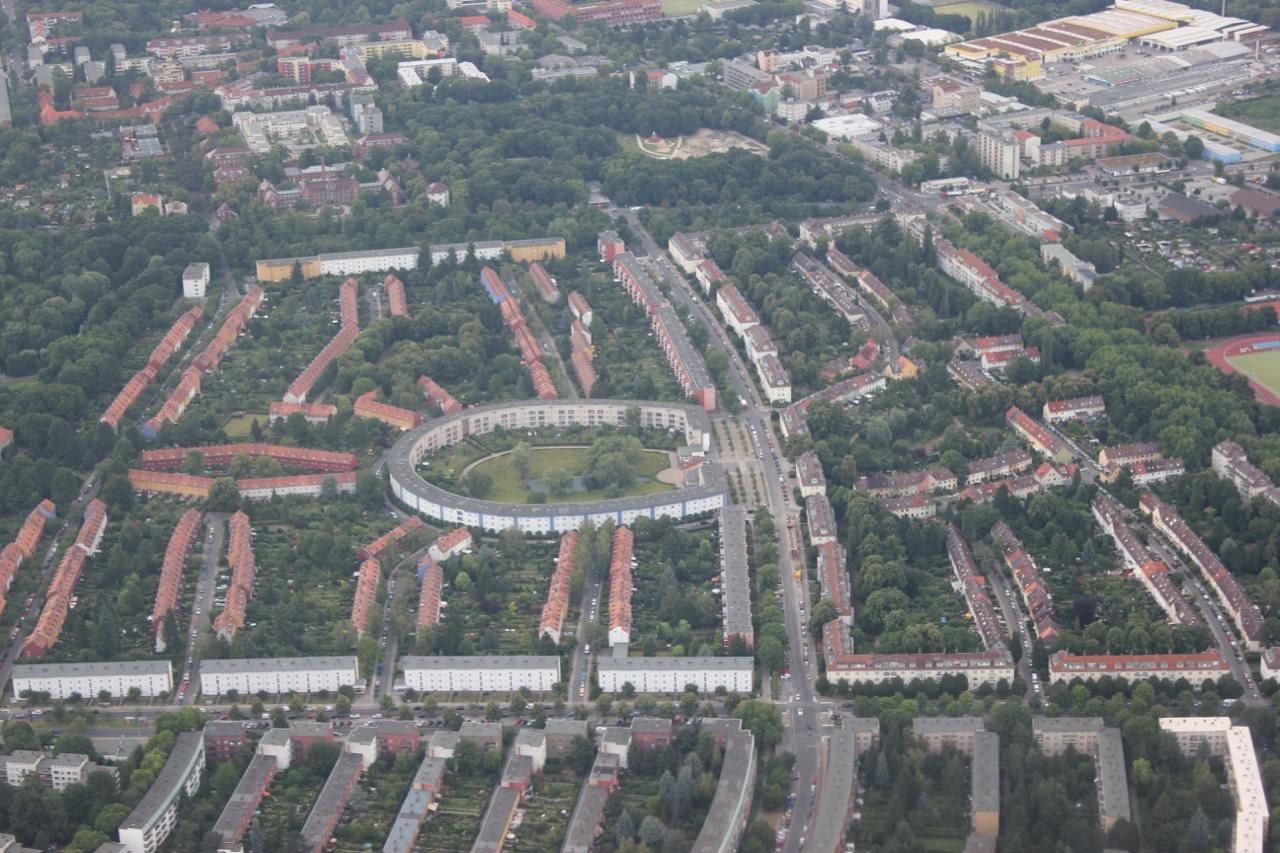 Hufeisen-Siedlung, Berlin-Britz