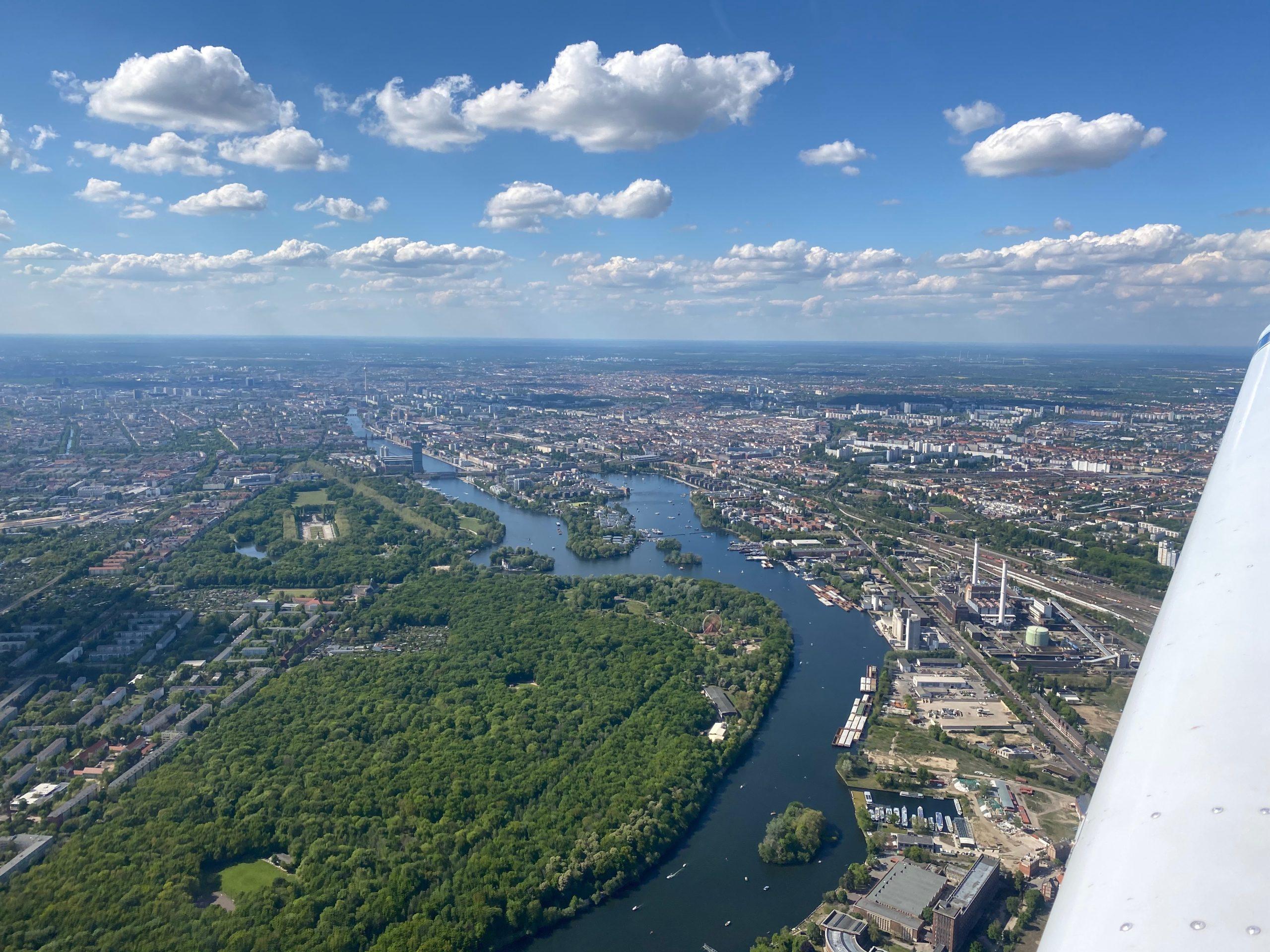 Spree Panorama Berlin